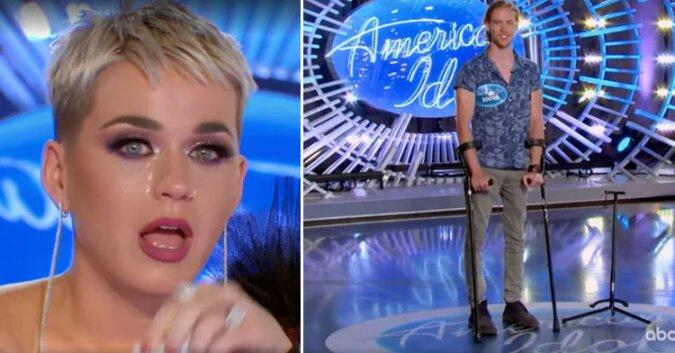 """Sparaliżowany piosenkarz dostaje drugą szansę w """"American Idol"""". Zobacz ten niesamowity występ"""