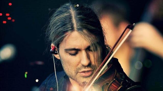 Chardash w wykonaniu najszybszego na świecie wirtuoza skrzypka Davida Garretta