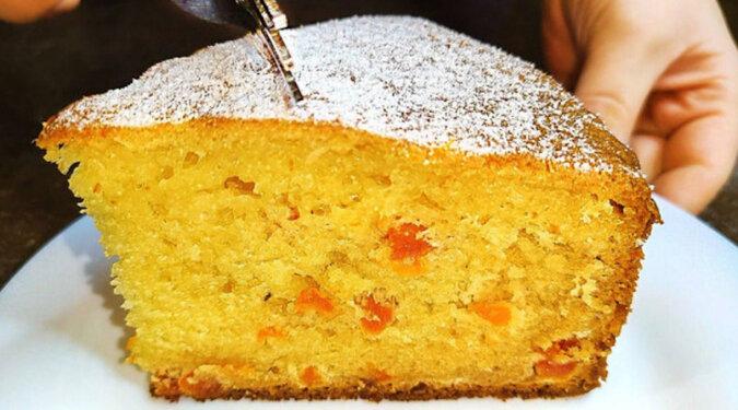 Delikatne i miękkie, twarogowe ciasto. Pycha