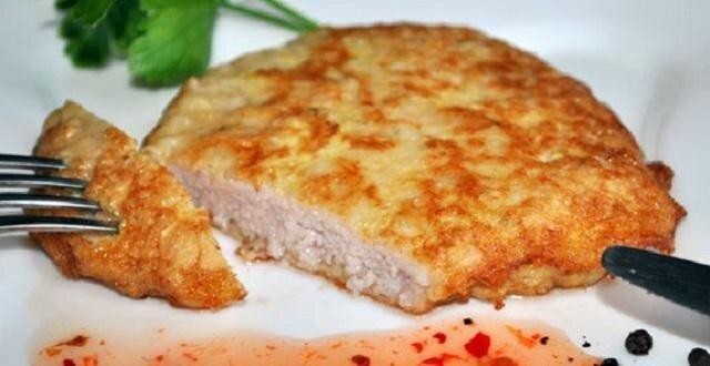Schabowe z chrzanem. Delikatne mięso idealnie współgra z lekko ostrym smakiem chrzanu