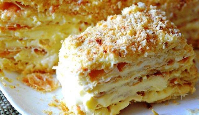 Najlepszy przepis na ciasto bez pieczenia. Jest miękkie i nasycone
