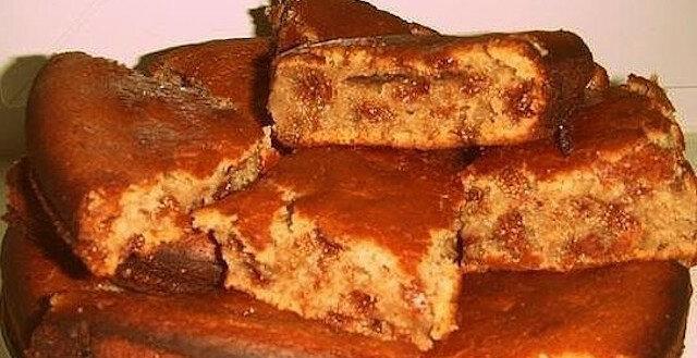 Słodki placek antykryzysowy z najbardziej tanich składników