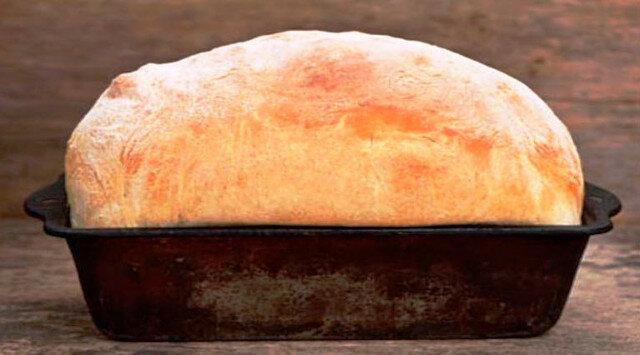 Robimy najlepszy chleb domowy. Miękki i chrupiący