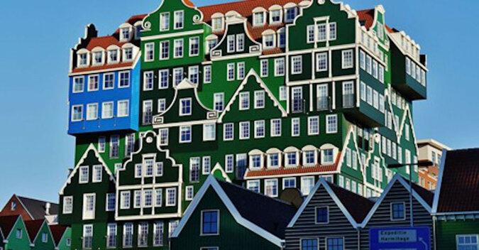 10 dziwnych budynków, które udowadniają, że już żyjemy w świecie przyszłości