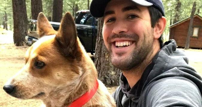 Pies ze schroniska uratował lekarza przed depresją. I on nie pozostał zadłużony