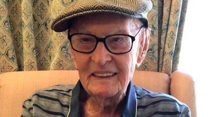 111-letni mężczyzna odkrywa tajemnicę długowieczności