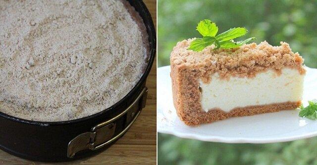 Sekret na przygotowanie ciasta twarogowego. Pycha