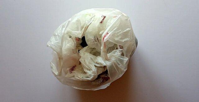 """Tak bardzo jestem zmęczona """"torbą z torbami"""" - jest to bardzo niewygodne. Wymyśliłam jak wygodnie i kompaktowo przechowywać torebki"""