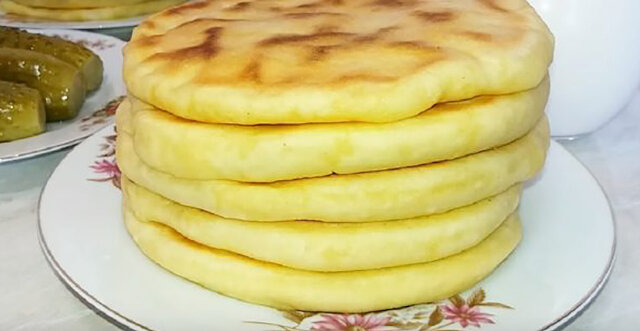 Bliny z ziemniaków na patelni: wcześniej tego nie robiłeś