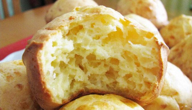"""Muffinki serowe na kefirze """"Sobotnie"""""""