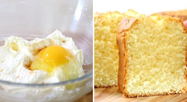 Jak zrobić bardzo miękkie ciasto ze śmietany