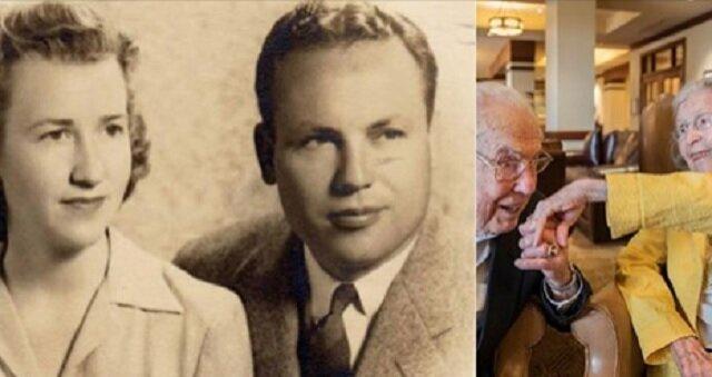 80 lat razem: najstarsze małżeństwo obchodziło rocznicę swojego ślubu