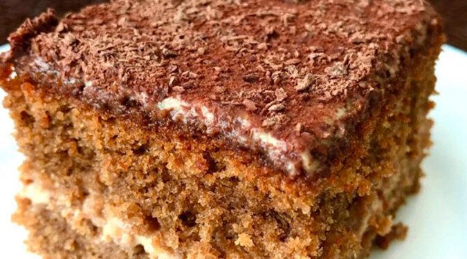 Błyskawiczne ciasto kawowe. Idealny smakołyk do kawy