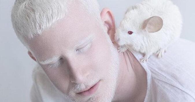 Porcelanowe piękno: niesamowite zdjęcia albinosów