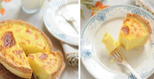 Delikatny flan paryski – klasyk wśród ciast francuskich