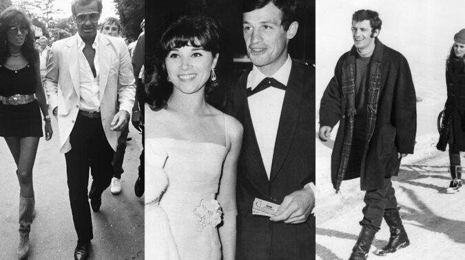 5 najważniejszych kobiet w życiu Jean-Paula Belmondo