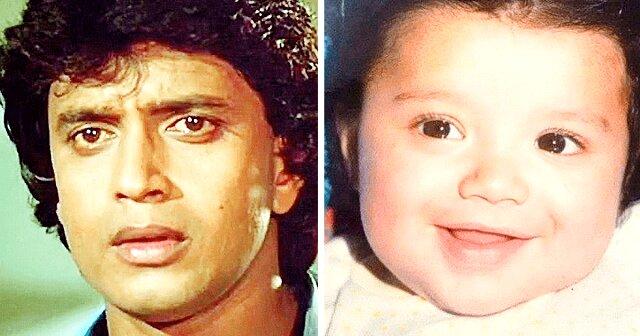 """Najmłodszy syn """"Disco Dancera"""", Mithuna Chakraborty, wyrósł dokładną kopią swojego ojca"""