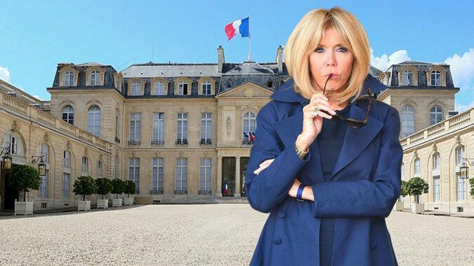 Skandaliczny styl Brigitte Macron zmienił się nie do poznania