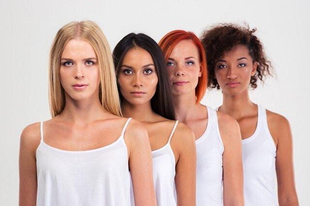 Kolor włosów może powiedzieć wiele o naszym temperamencie