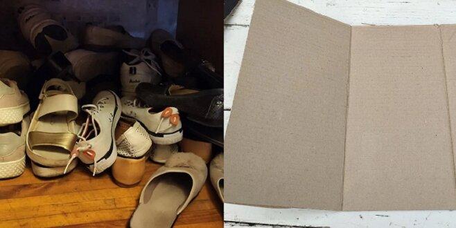 Moje buty nie leżą już luzem w szafce. Pokazuję, jak rozwiązałam ten problem
