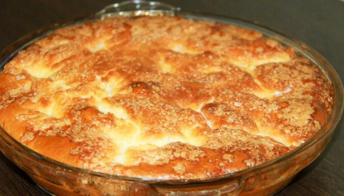 Cukrowo-śmietankowe ciasto: pyszne i łatwe w przygotowaniu