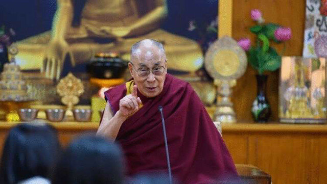 Dalajlama: światem powinny rządzić kobiety. I tak będzie w przyszłości