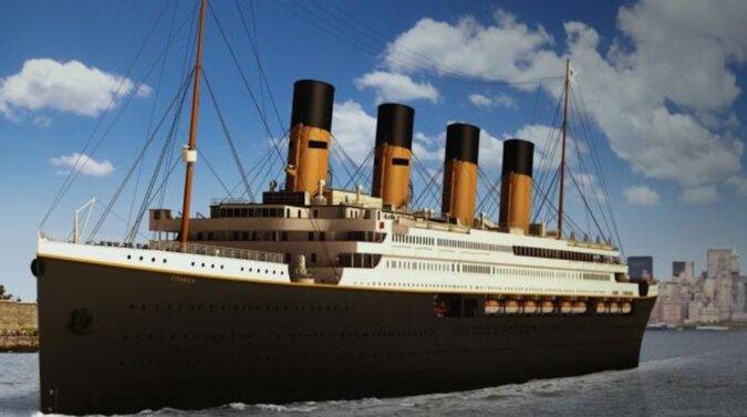 Titanic-2 jest już budowany i wkrótce wyruszy w swój pierwszy rejs