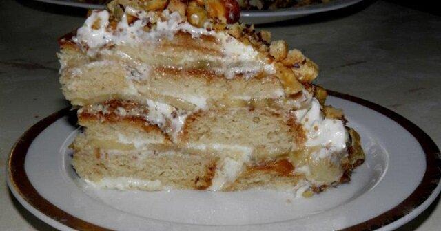 Ciasto z pierników na zimno. Wyjątkowe ciasto, które bardzo łatwo przygotować