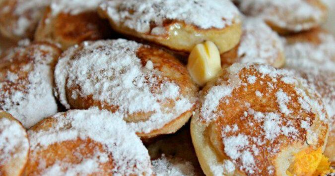 Placuszki z jabłkami. Puszyste i bez grama mąki