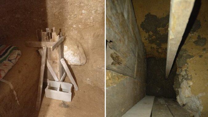 Po kłótni z rodzicami nastolatek zaczął kopać dziurę i po 6 latach zamienił ją w swoją jaskinię