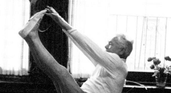 """Joseph Pilates: """"Człowiek osiąga swój szczyt dopiero w wieku 70 lat"""""""