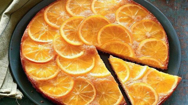 Aromatyczne ciasto pomarańczowe: po prostu nie można oprzeć się  takiemu wypieku