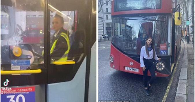 24-letnia dziewczyna jest najpiękniejszym kierowcą autobusu na świecie