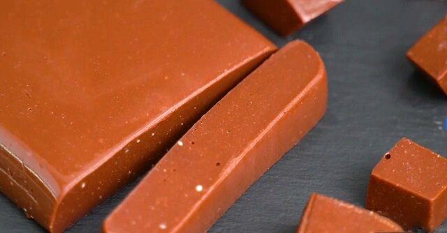 Lekki deser twarogowy z kakao