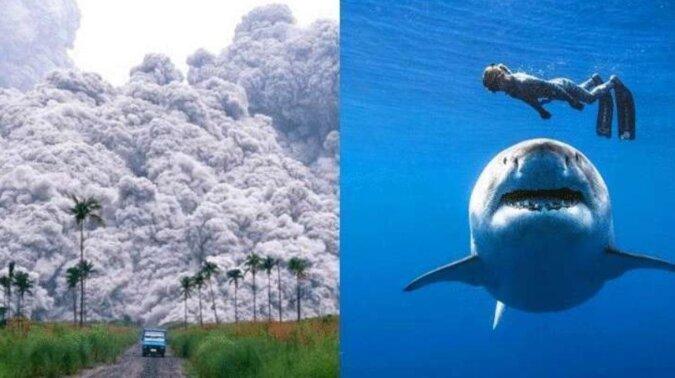 Niesamowite ujęcia bez photoshopa