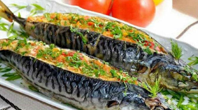 Faszerowana makrela: danie na świąteczny stół