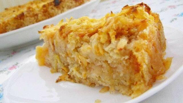 Ciasto bez mąki pszennej z jabłkami - jedz nawet codziennie
