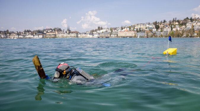 Odkryto zaginioną osadę pod szwajcarskim jeziorem. Ma 3 tysiące lat