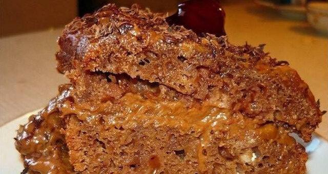 """Ciasto """"Gyganka"""" - niezwykle smaczne"""