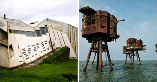 Te domy zbudowano w najbardziej nieodpowiednich miejscach