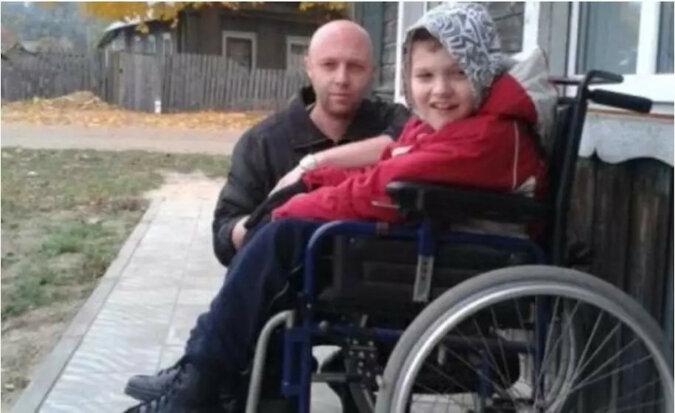 Mężczyzna wychował syna o specjalnych potrzebach, któremu odmówiła nawet jego własna matka