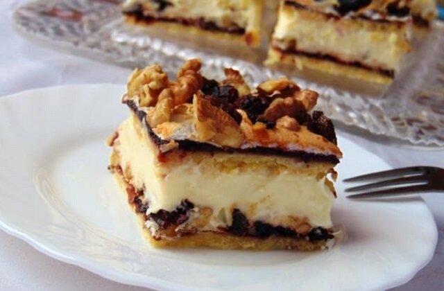 Pyszna słodkość Pani Wasilewska – wspaniałe ciasto