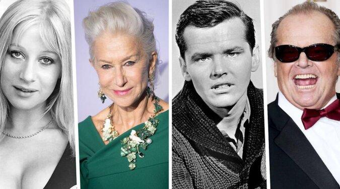 Nic wspólnego: 10 aktorów, których na pewno nie rozpoznasz ze zdjęć z czasów młodości
