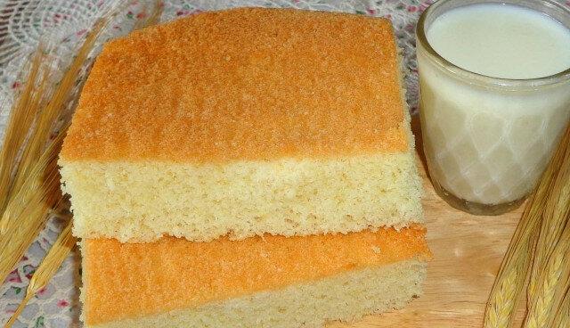 Przewiewne i delikatne ciasto na wodzie gazowanej. Zawsze wychodzi bardzo pyszne i aromatyczne