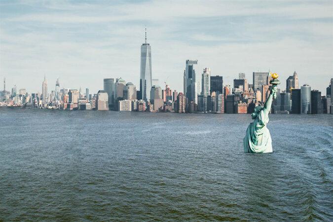 Jak będą wyglądały słynne miejsca na naszej planecie po zmianach klimatu?