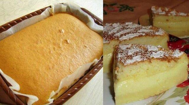 Najbardziej magiczne i super smaczne ciasto
