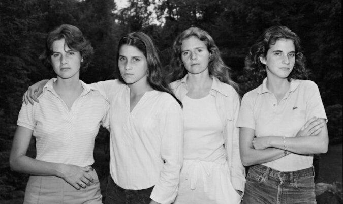 """40 zdjęć w ciągu 40 lat: słynny projekt """"The Brown Sisters: Forty Years"""""""