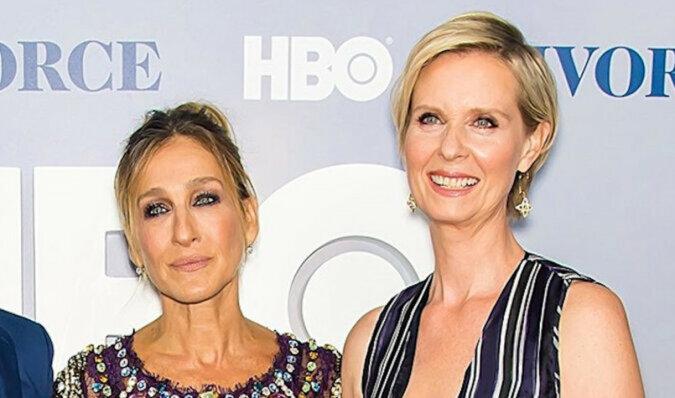 """Sarah Jessica Parker i Cynthia Nixon na planie sequela serialu """"Seks w wielkim mieście"""": nowe zdjęcia"""
