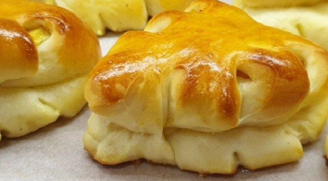 Ciasteczka z jabłkami zapiekane w piekarniku. Pycha