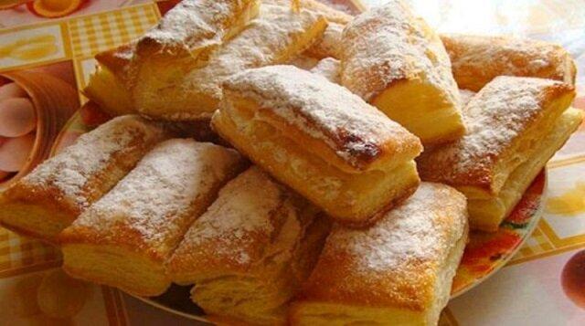 Szybkie w przygotowaniu języki z ciasta francuskiego. Pyszne jak nigdy dotąd